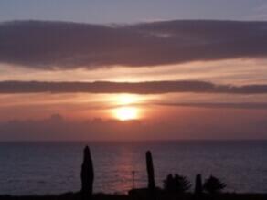 Sunset Kintyre